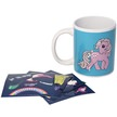 My Little Pony Retro Dress-Up Sticker Mug